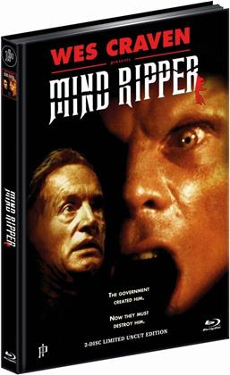 Mind Ripper (1995) (Cover A, Limited Edition, Mediabook, Uncut, Blu-ray + DVD)