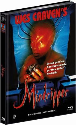 Mindripper (1995) (Cover B, Limited Edition, Mediabook, Uncut, Blu-ray + DVD)