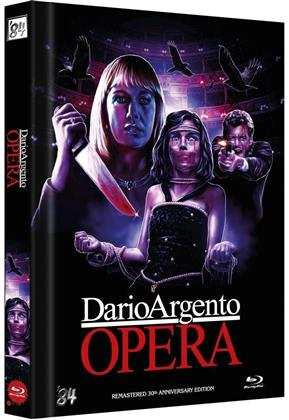 Opera (1987) (40th Anniversary Edition, Limited Edition, Mediabook, Remastered, Uncut, 2 Blu-rays + 2 DVDs)