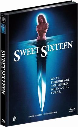 Sweet Sixteen (1983) (Cover A, Limited Edition, Mediabook, Uncut, Blu-ray + DVD)