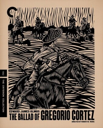 The Ballad of Gregorio Cortez (1982) (Criterion Collection)