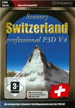 Switzerland Professional für Prepar3D V4 [Add-On]
