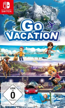 Go Vacation (German Edition)