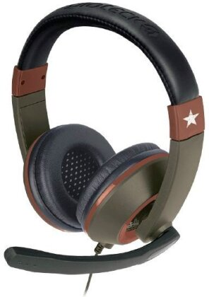 XH-100 Wired Stereo Headset (Military Edition)