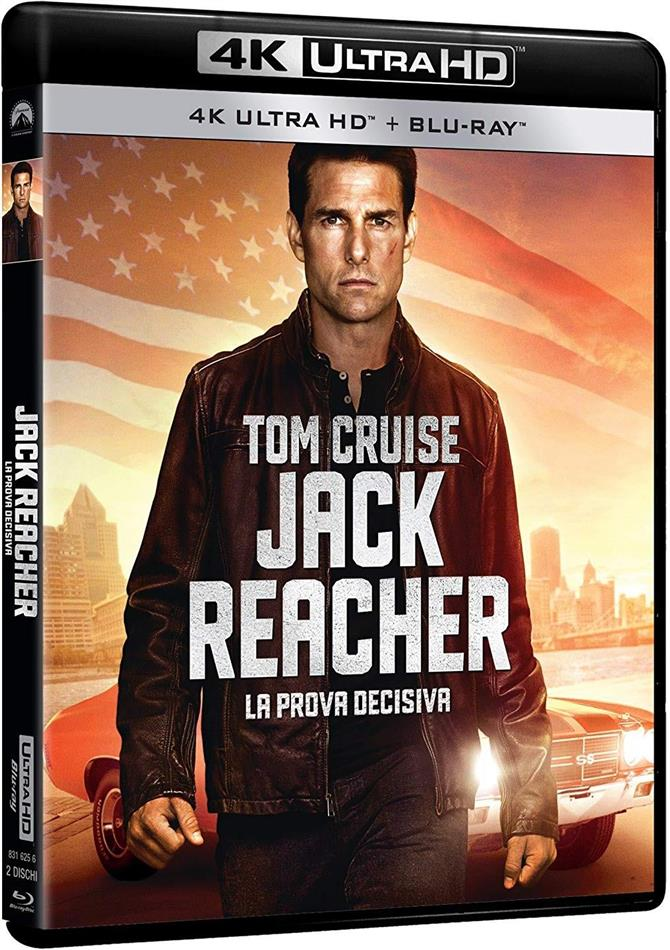 Jack Reacher (2012) (4K Ultra HD + Blu-ray)