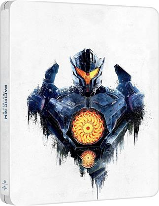 Pacific Rim 2 - La rivolta (2018) (Limited Edition, Steelbook)