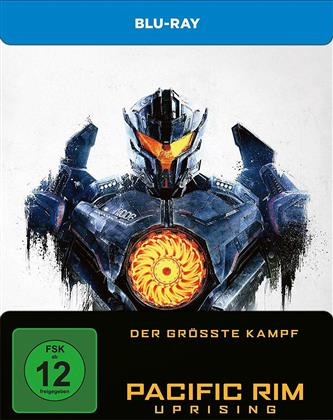 Pacific Rim 2 - Uprising (2018) (Limited Edition, Steelbook)