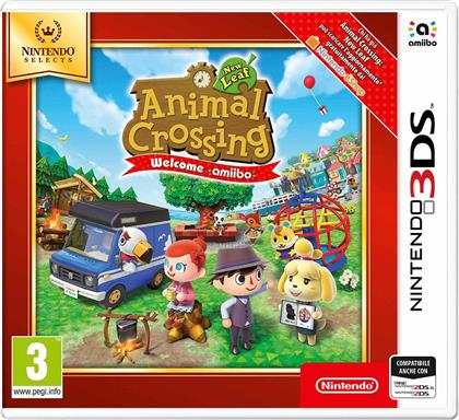 Animal Crossing: New Leaf - Welcome amiibo - Selects