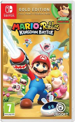 Mario & Rabbids: Kingdom Battle (Gold Edition)