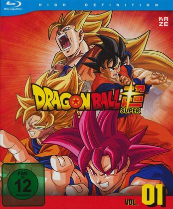 Dragon Ball Super - Vol. 1: Arc 1 - Kampf der Götter (2 Blu-rays)