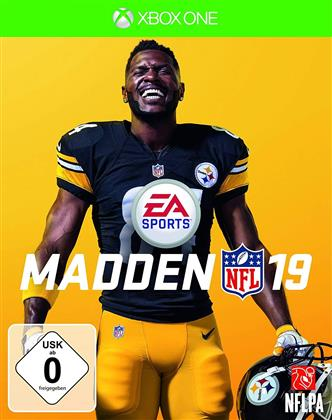 Madden NFL 19 (German Edition)