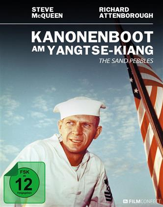 Kanonenboot am Yangtse-Kiang (1966) (Collector's Edition, Limited Edition, Mediabook)