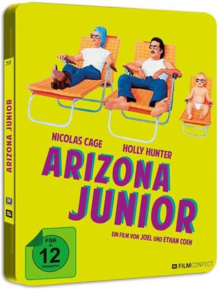 Arizona Junior (1987) (Steelbook)