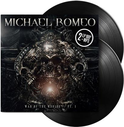 Michael Romeo - War Of The Worlds Part 1 (Deluxe Edition Gatefold, 2 LPs + Digital Copy)