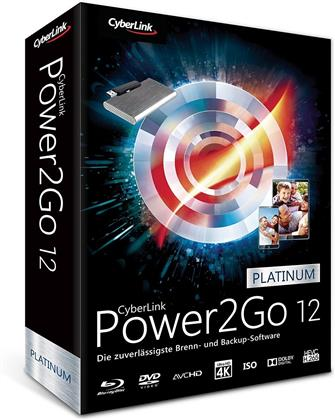 Cyberlink Power2Go 12 Platinum