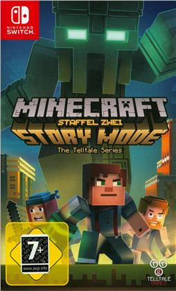 Minecraft Story Mode Staffel 2