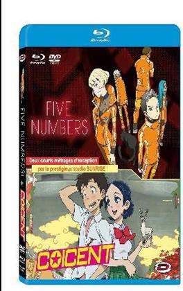 Coicent / Five Numbers (2011) (Limited Edition, Blu-ray + DVD)