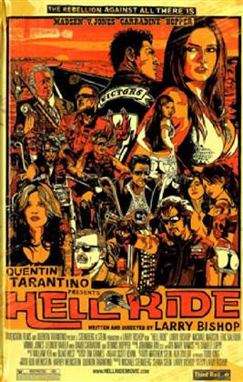 Hell Ride (2008) (Grosse Hartbox, Edizione Limitata, Uncut)