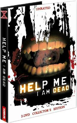 Help me I Am Dead (2013) (Kleine Hartbox, Collector's Edition, Uncut, Unrated, 2 DVDs)