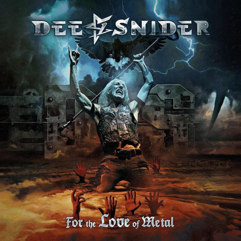 Dee Snider (Twisted Sister) - For The Love Of Metal