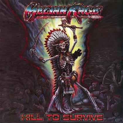 Meliah Rage - Kill To Survive (2018 Reissue, 2 CDs)
