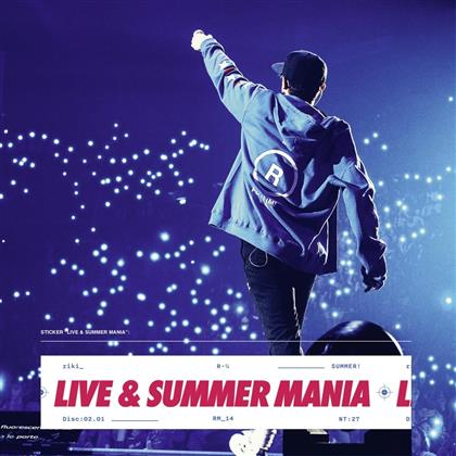 Riki - Live & Summer Mania (Deluxe Edition, 2 CDs)