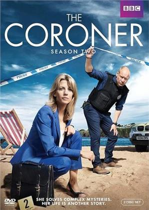 The Coroner - Season 2 (BBC, 2 DVD)
