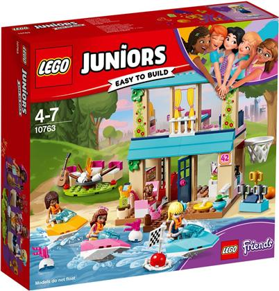 LEGO© 10763 Juniors - Stephanies Haus am See