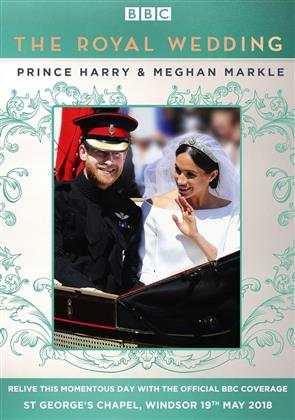 The Royal Wedding - Prince Harry & Meghan Markle (BBC)