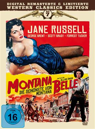 Montana Belle (Western Classics, Limited Edition, Mediabook)