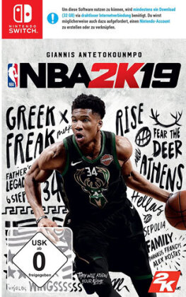 NBA 2k19 (German Edition)
