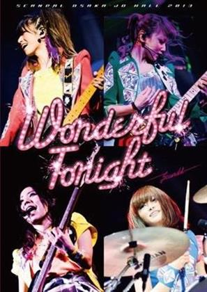 Scandal (Japan) - Wonderful Tonight - Jo Hall 2013