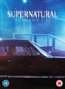 Supernatural - Seasons 1-13 (76 DVDs)
