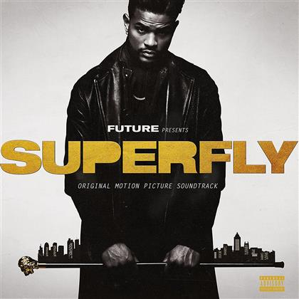 Future, Lil Wayne & 21 Savage - SUPERFLY - OST (Colored, 2 LPs)