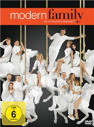 Modern Family - Staffel 7 (3 DVDs)
