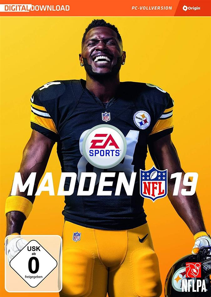 Madden NFL 19 (Code in a Box) (German Edition)