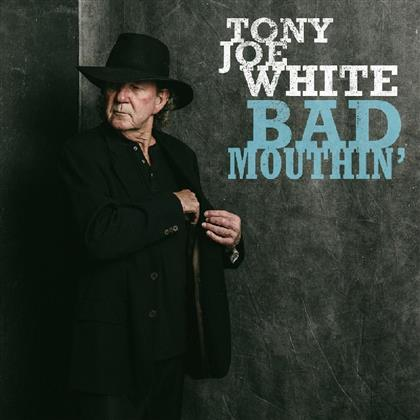 Tony Joe White - Bad Mouthin' (45 RPM, White Vinyl, LP)
