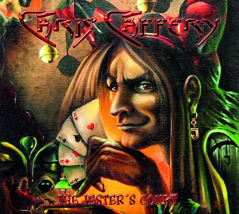 Chris Caffery (Savatage/Trans-Siberian Orchestra) - The Jester's Court (Digipack)