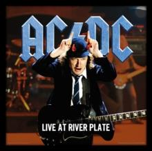AC/DC - Live At River Plate Framed Album Cover Prints