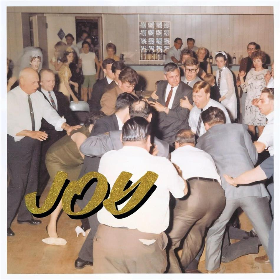Idles - Joy As An Act Of (Deluxe Edition, LP + Digital Copy)