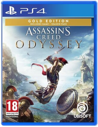 Assassins Creed Odyssey (Gold Édition)