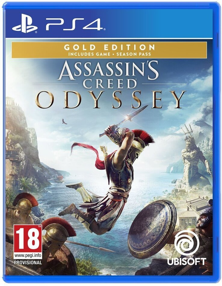 Assassins Creed Odyssey (Gold Edition)