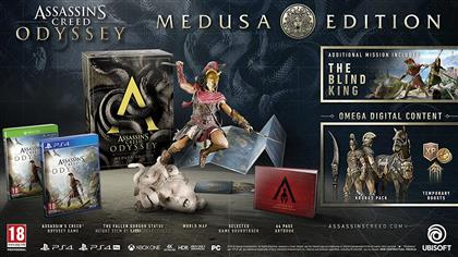 Assassins Creed Odyssey (Medusa Edition)