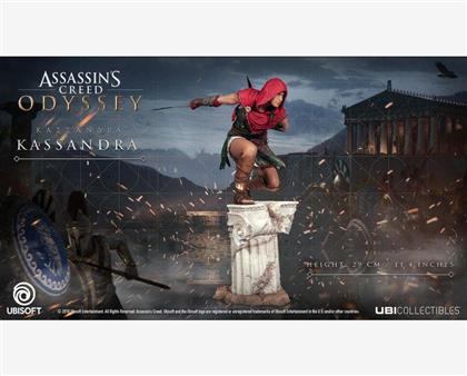 Assassins Creed Odyssey Kassandra Figure