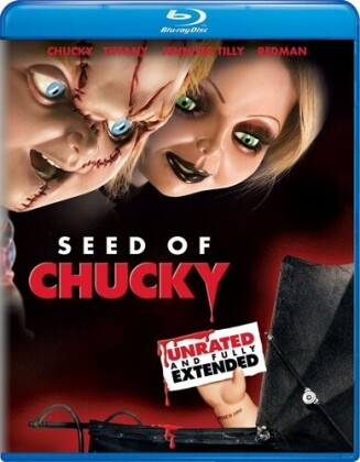 Seed Of Chucky (2004) (Extended Edition, Unrated)