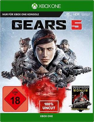 Gears 5 (German Edition)