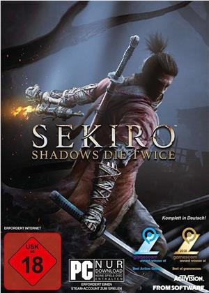 Sekiro Shadows Die Twice (German Edition)