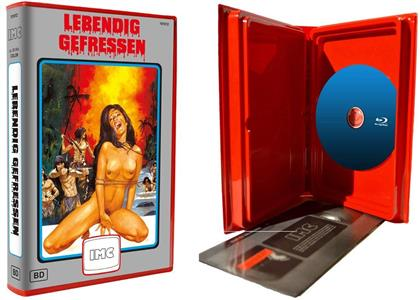 Lebendig gefressen (1980) (IMC Redbox, VHS Box, Limited Edition)