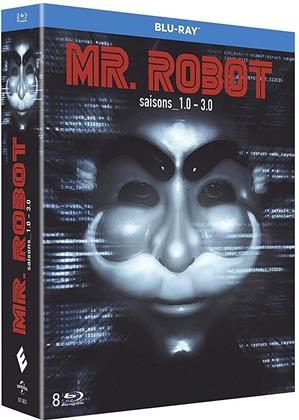 Mr. Robot - Saisons 1-3 (8 Blu-rays)