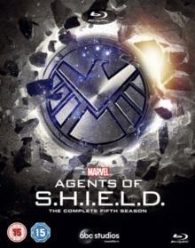 Agents of S.H.I.E.L.D. - Season 5 (Digibook, Edizione Limitata, 5 Blu-ray)